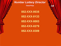 Number Lottery Director
